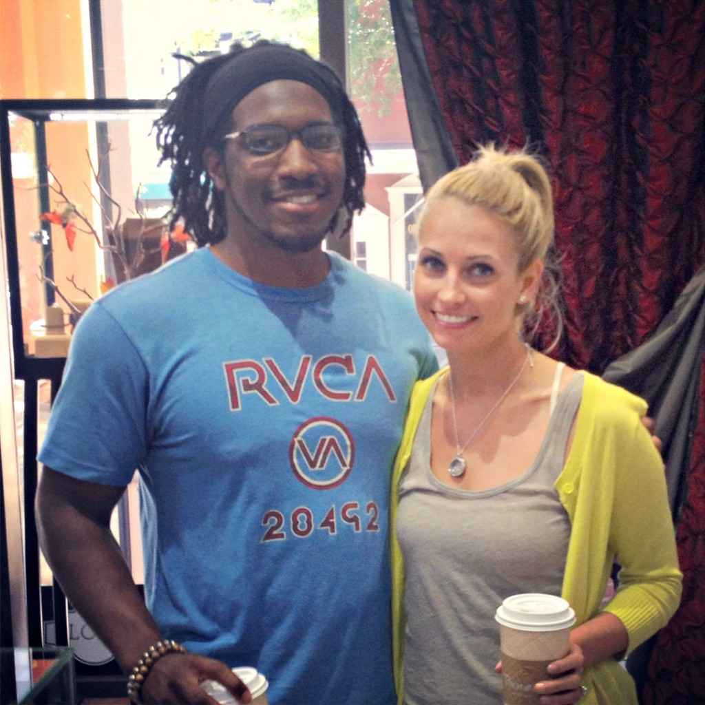 Meeting FitFluential Amaba