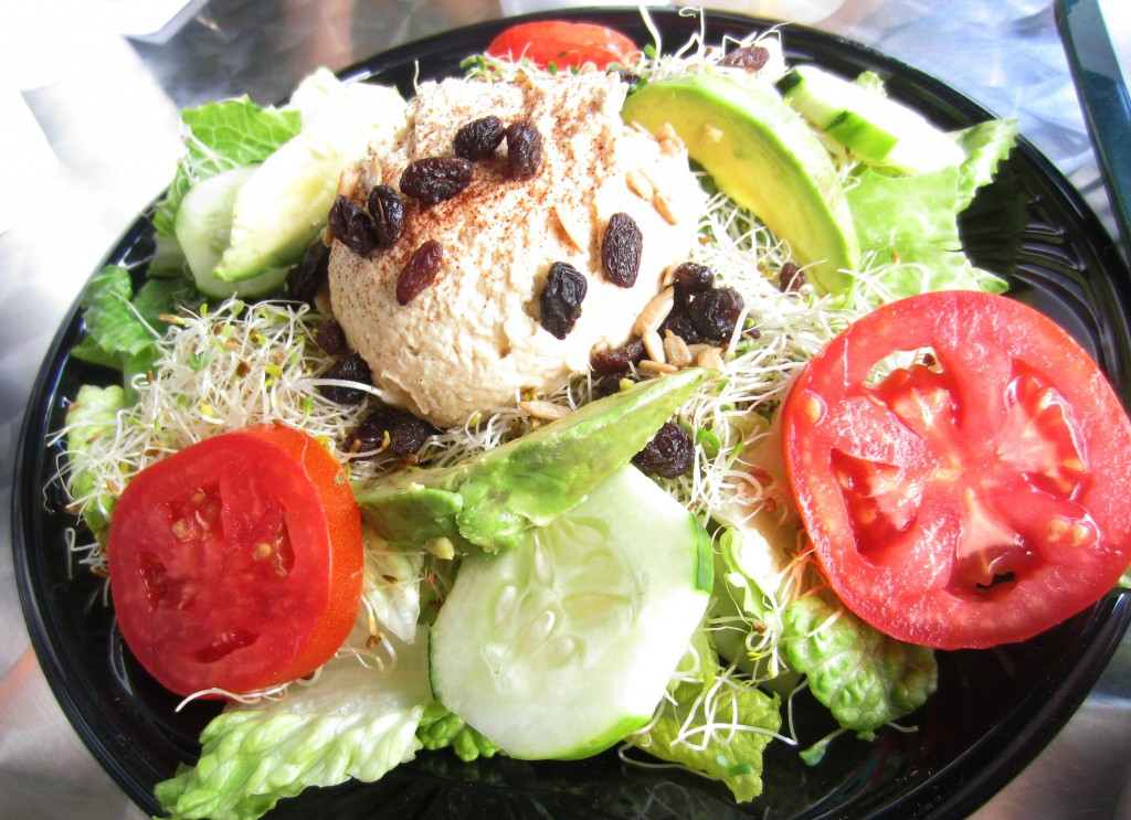 Power House Salad Powerhouse Cafe