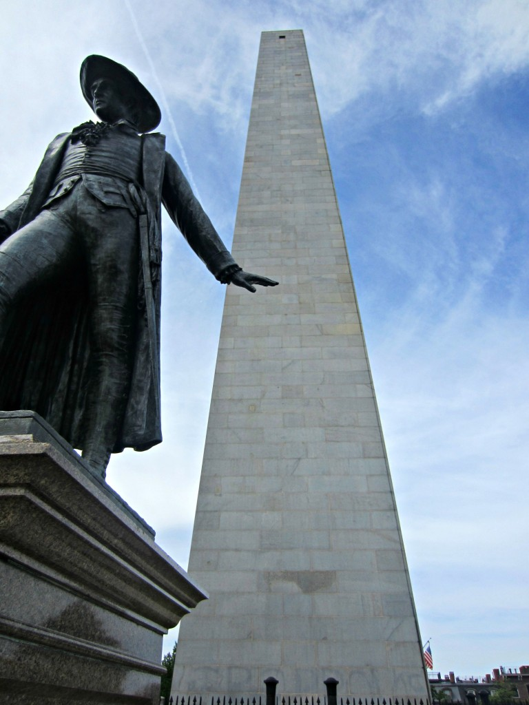 Bunker Hill Monument Boston