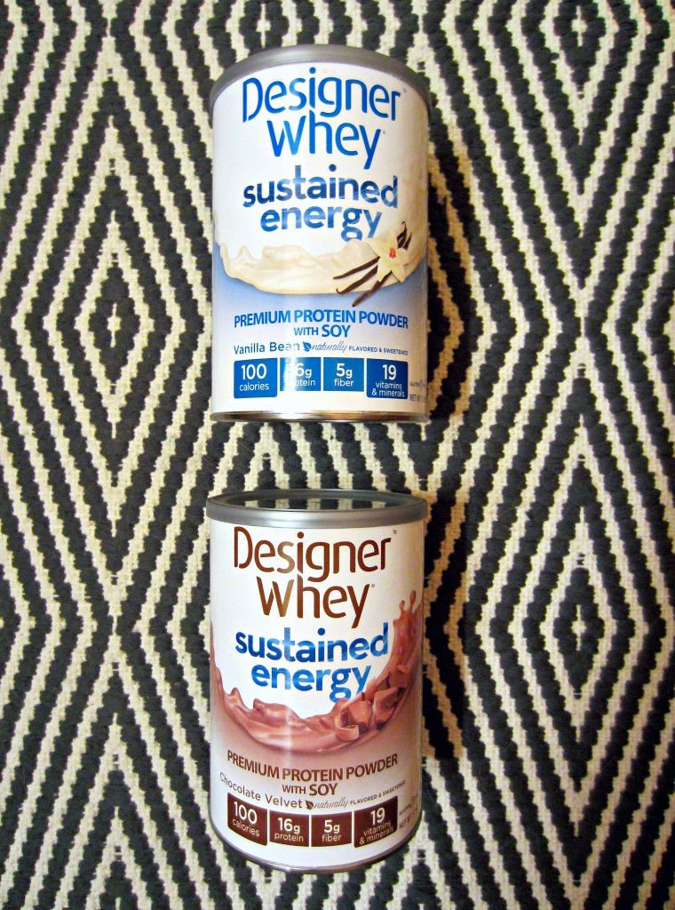 Designer Whey Sustained Energy