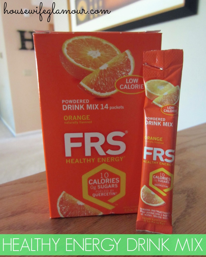 FRS Healthy Energy Drink Mix