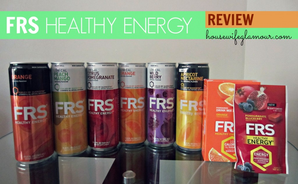 FRS Healthy Energy Review