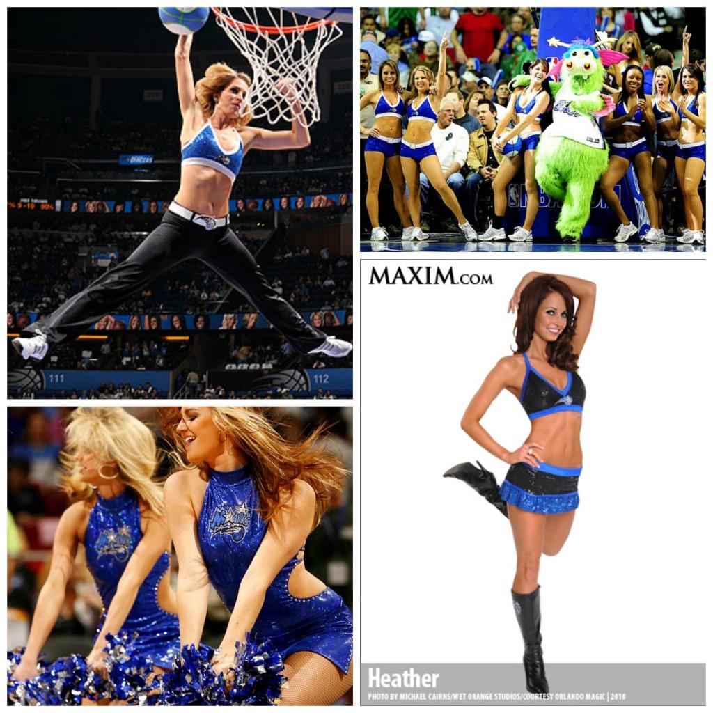 Heather Orlando Magic Dance