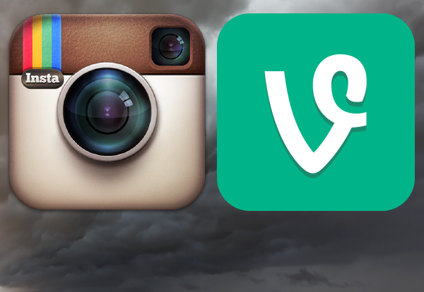 Instagram vs Vine picture