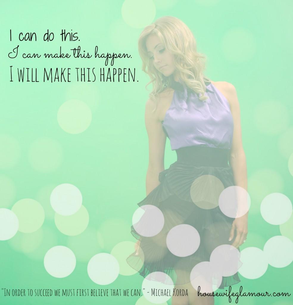 Make Dreams Happen quote