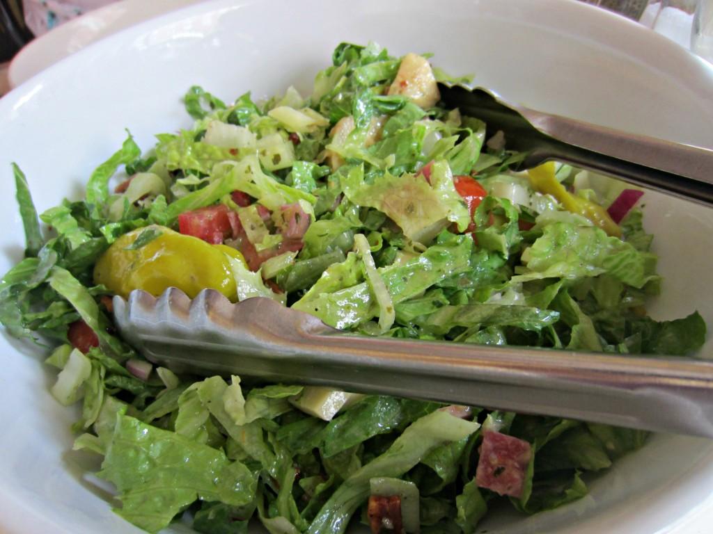 Panza Little Italy Boston Chop Salad