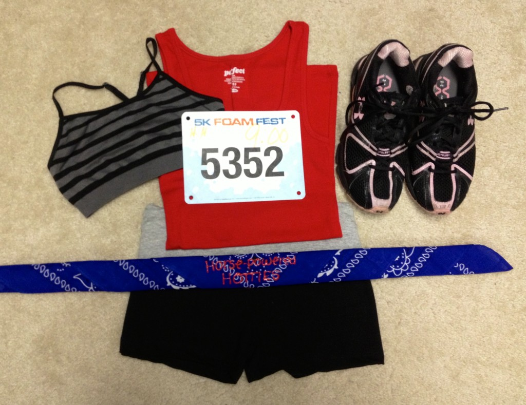 Ready for a 5K Race