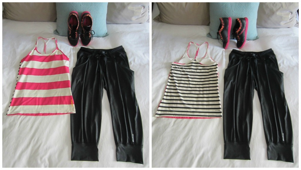 Reebok Dance Outfit FitBloggin Day 1