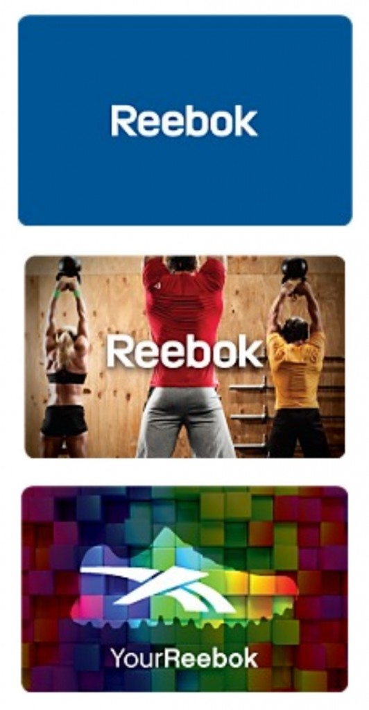 Reebok Giftcard Collage 2