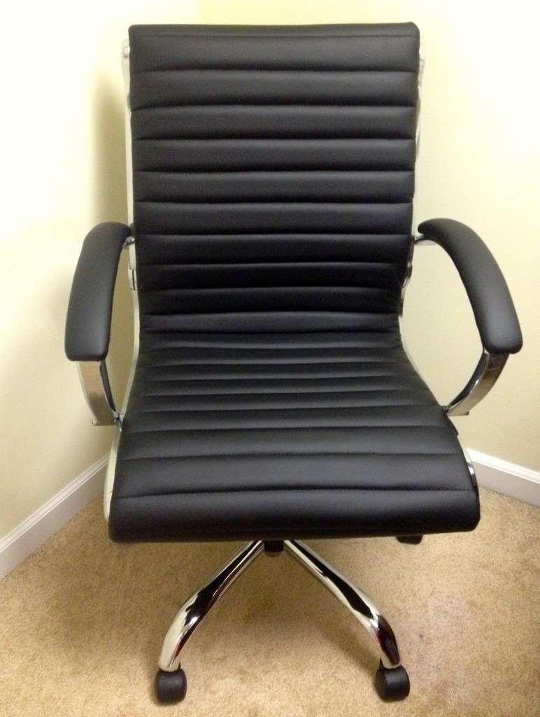 first real office chair