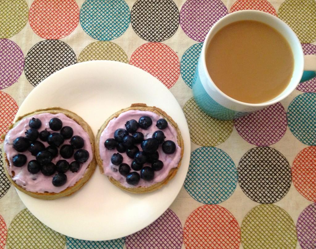 healthy breakfast WIAW