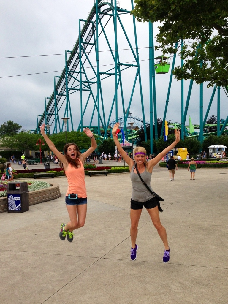 excited for cedar point