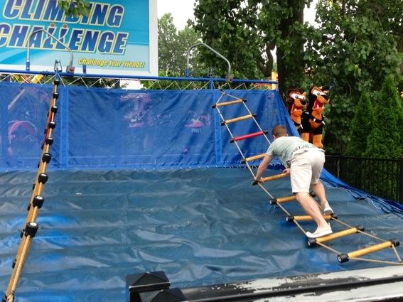 cedar point climbing challenge