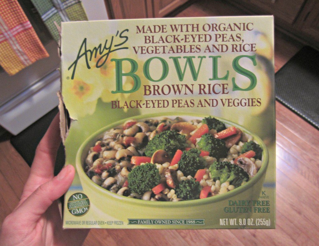 Amys Brown Rice Bowls