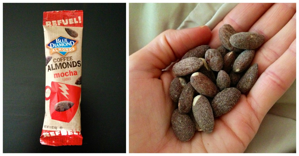 Blue Diamond Cofee Mocha Almonds