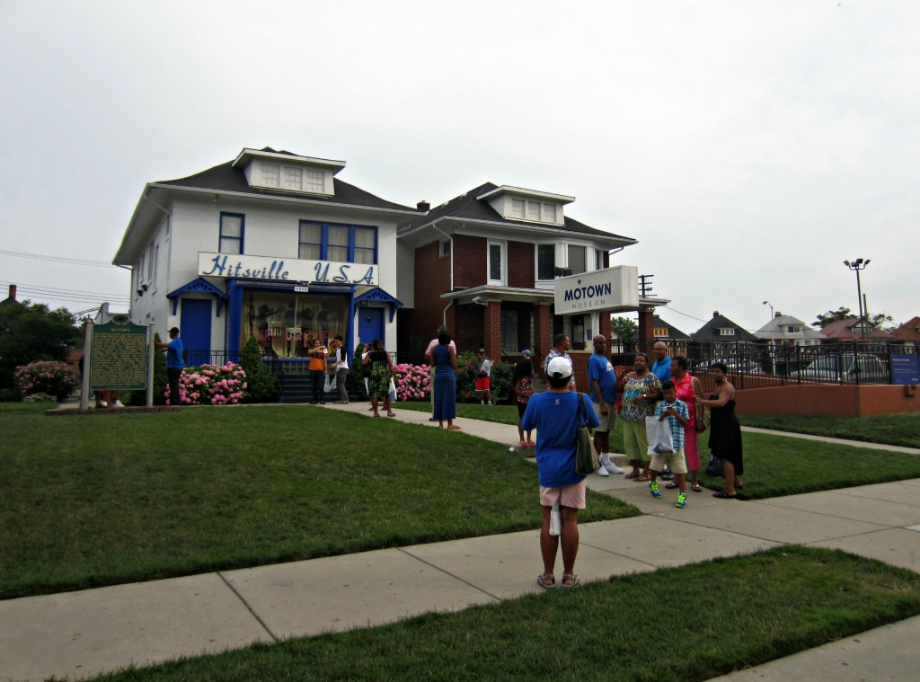 Hitsville U.S.A. houses Detroit