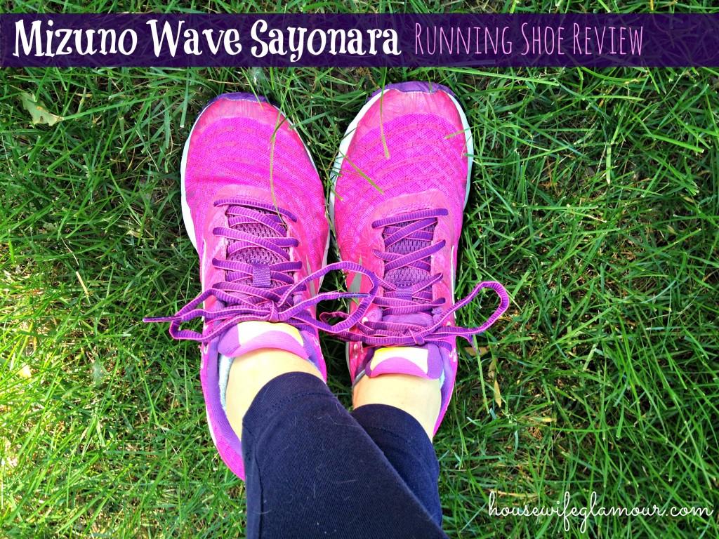 Mizuno Wave Sayonara Run