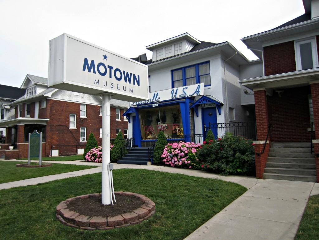 Motown Museum Hitsville U.S.A. Detroit