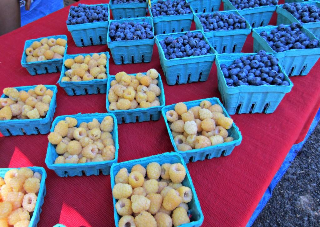 Portland Farmers Market whit