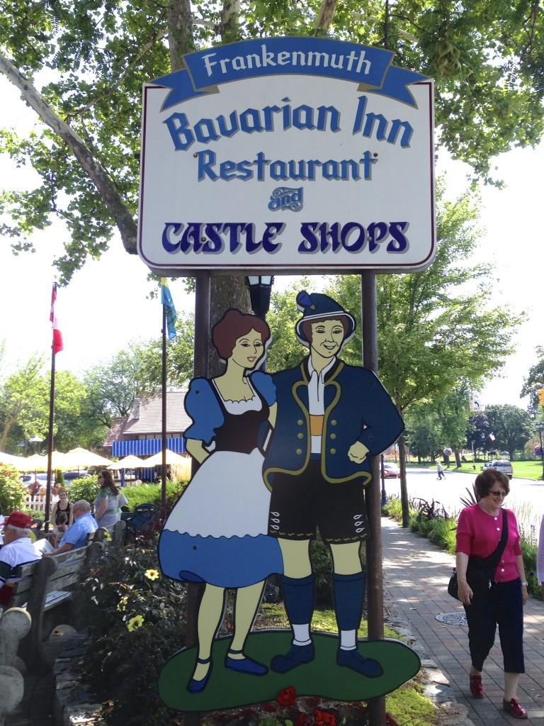Bavarian Inn Castle Shops