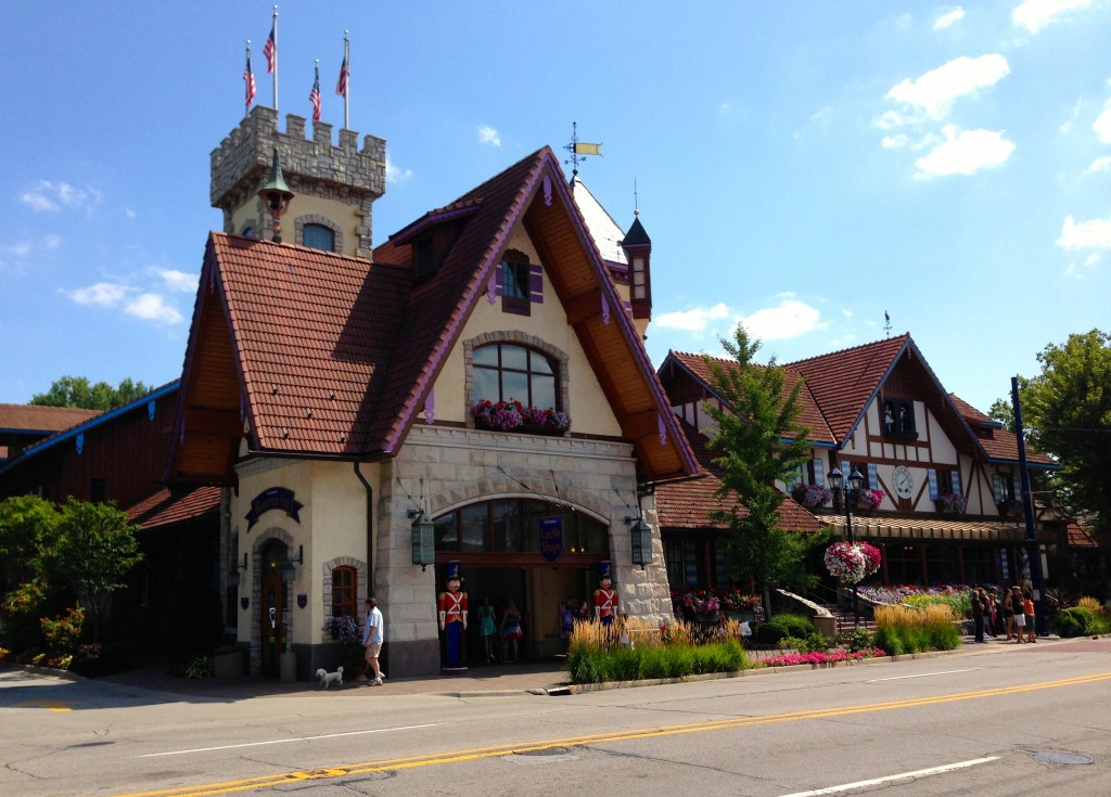 Bavarian Inn and Castle Shops Frankenmuth