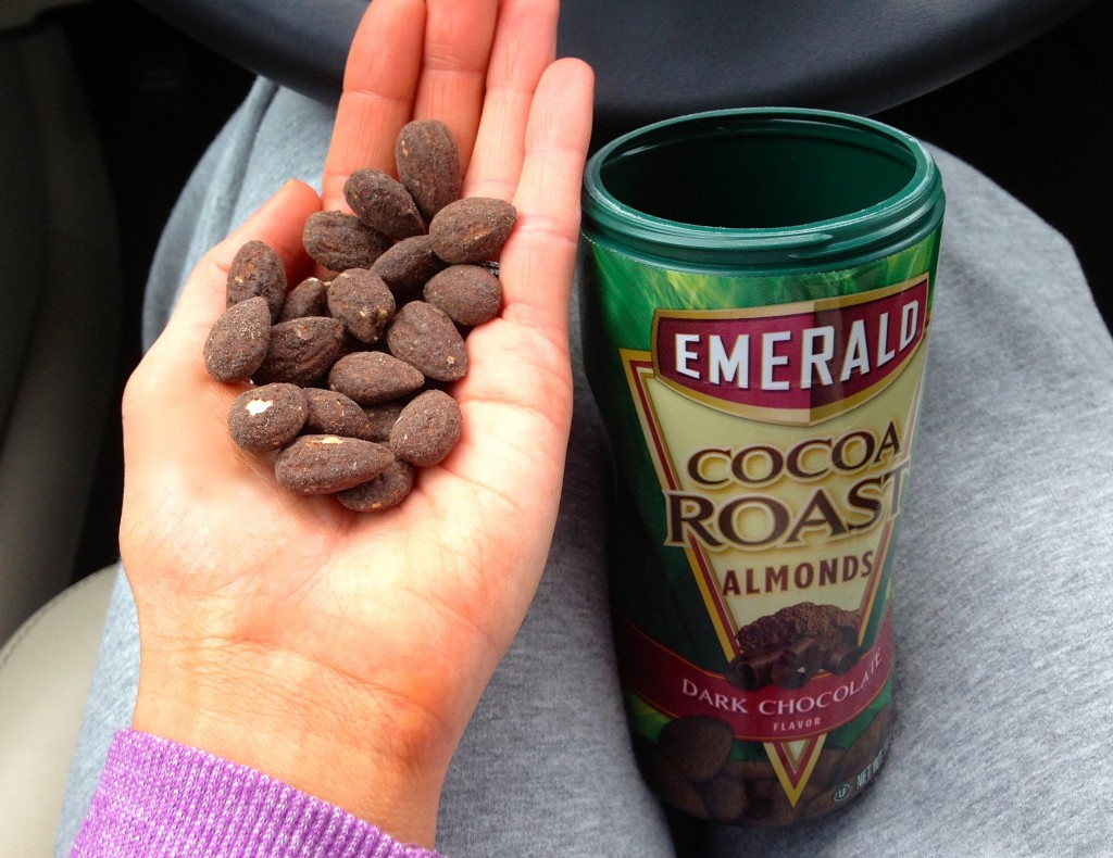 Emerald Cocoa Roast almonds