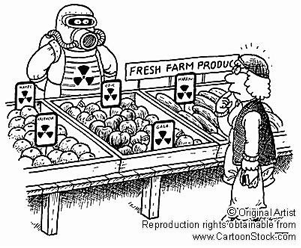 GMO funny cartoon