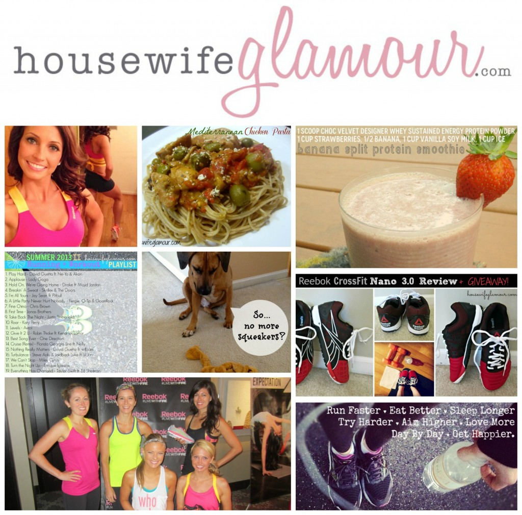 Housewife Glamour love for technology and blogging