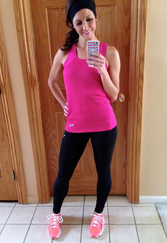 PUMA Fitness gear