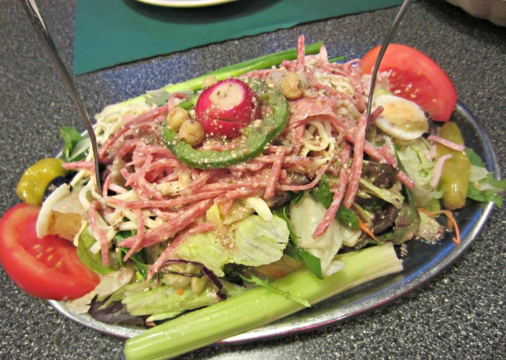 Pasquale's Antipasto Salad