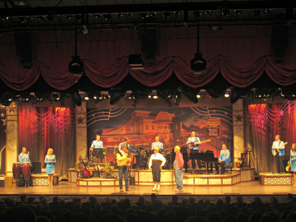 Presley's Country Jubilee pe
