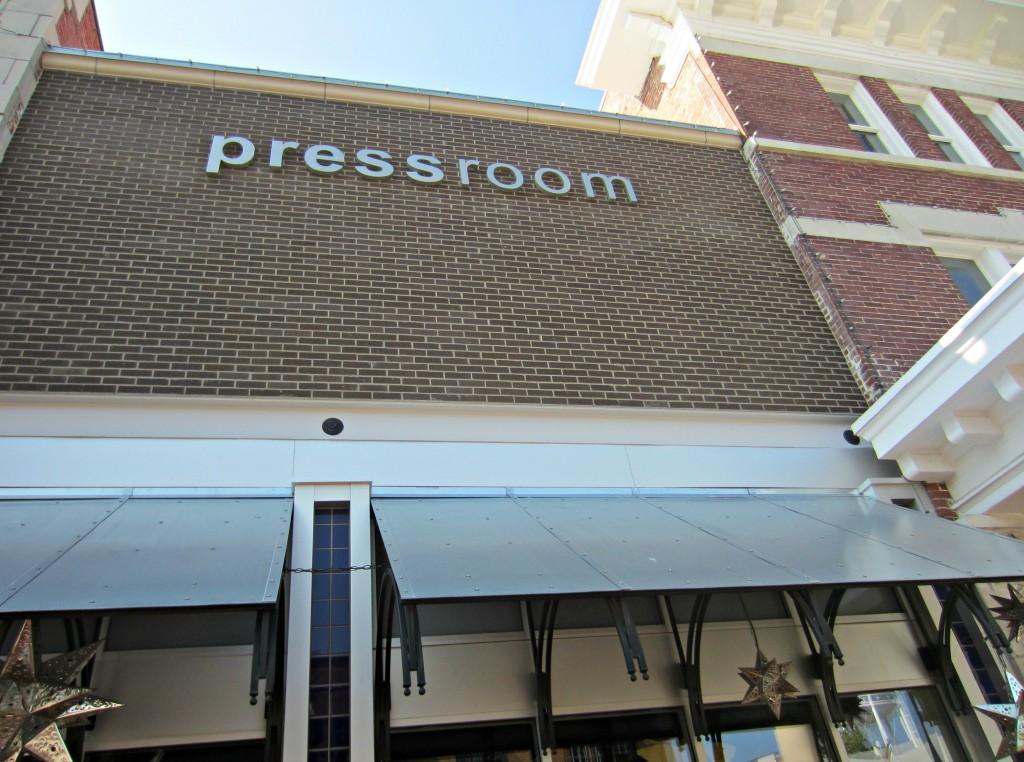Press Room Bentonville