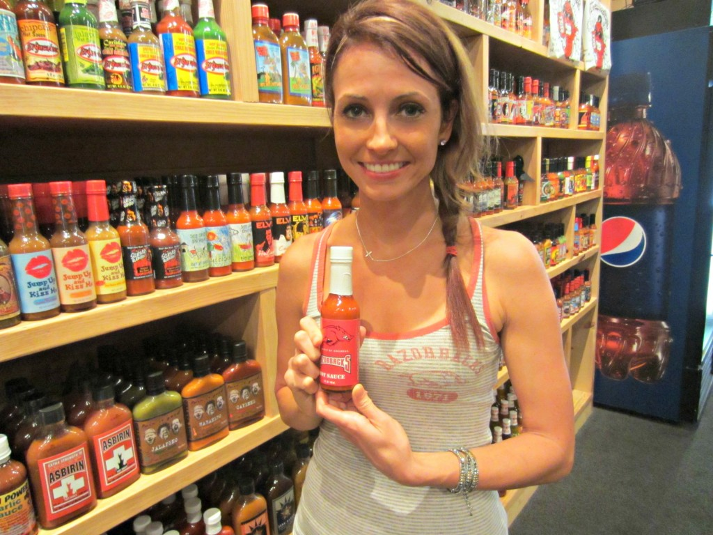 Razorback Hot Sauce