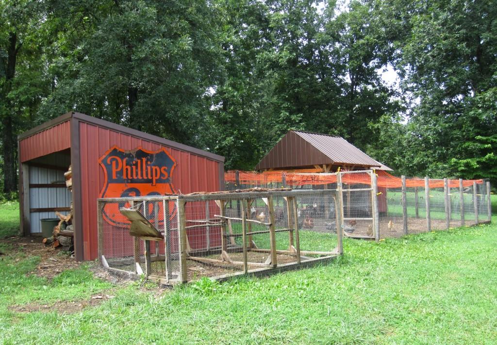 arkansas chicken coop