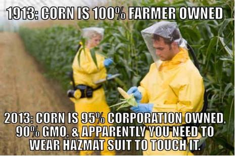 farmer GMO picture