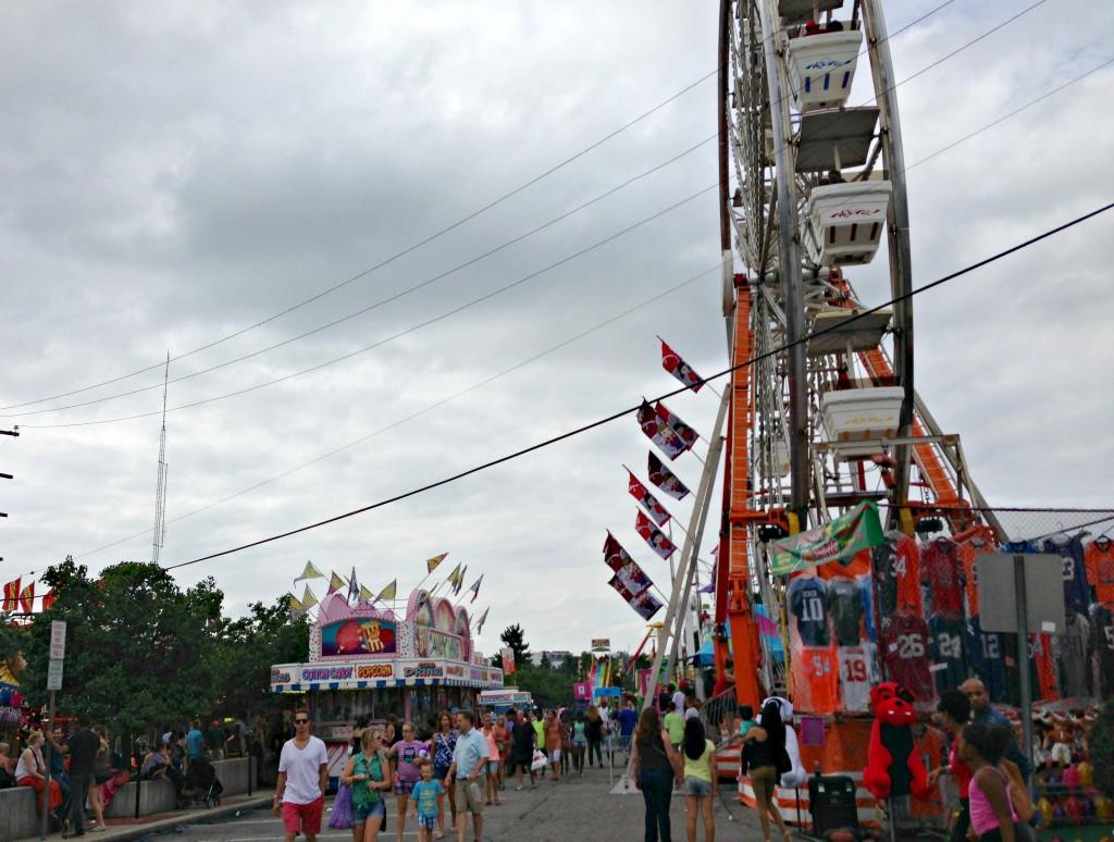 Arts Beats Eats Festival carnival