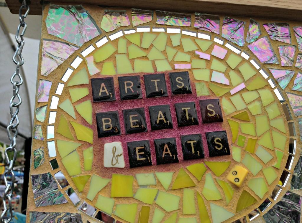 Arts Beats & Eats art