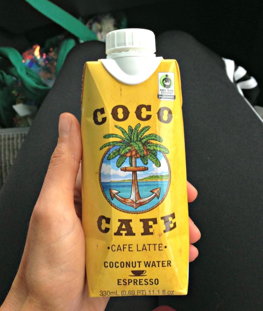 Coca Cafe cafe latte cocon