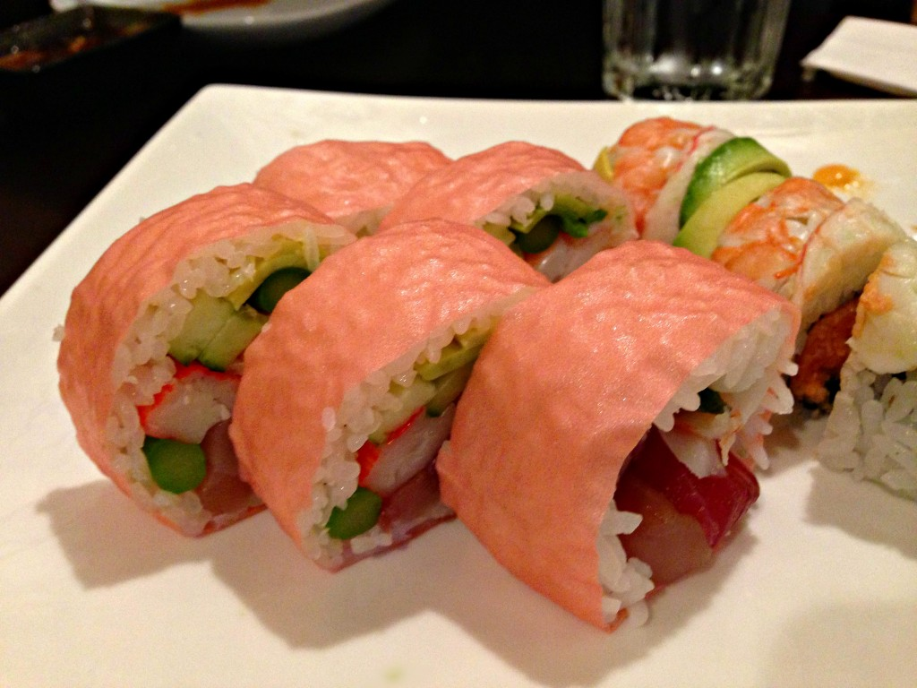 Garbage Can Sushi Roll