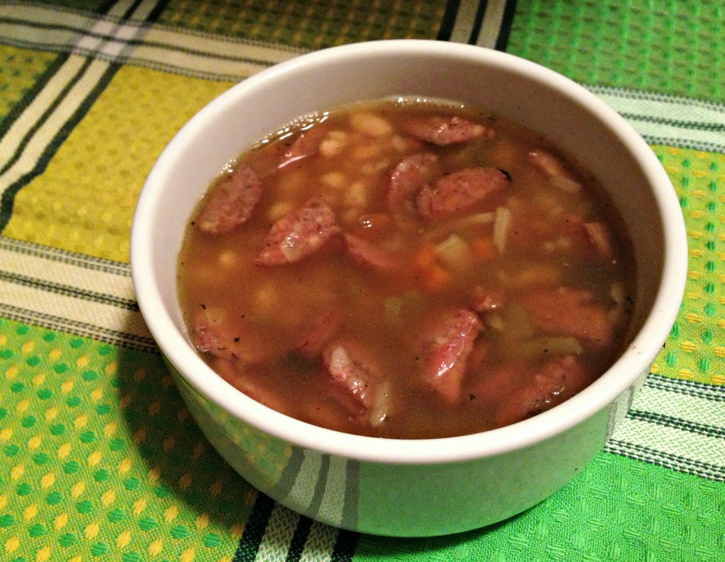 Michigan Navy Bean Soup