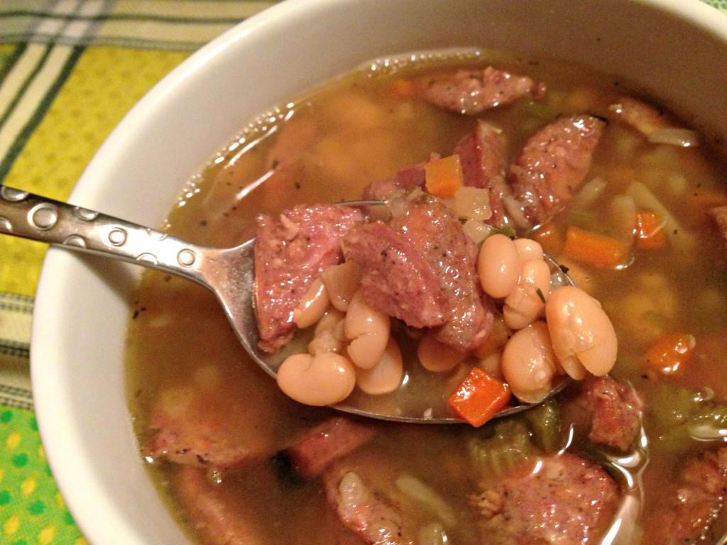 Michigan Navy Bean Soup 2