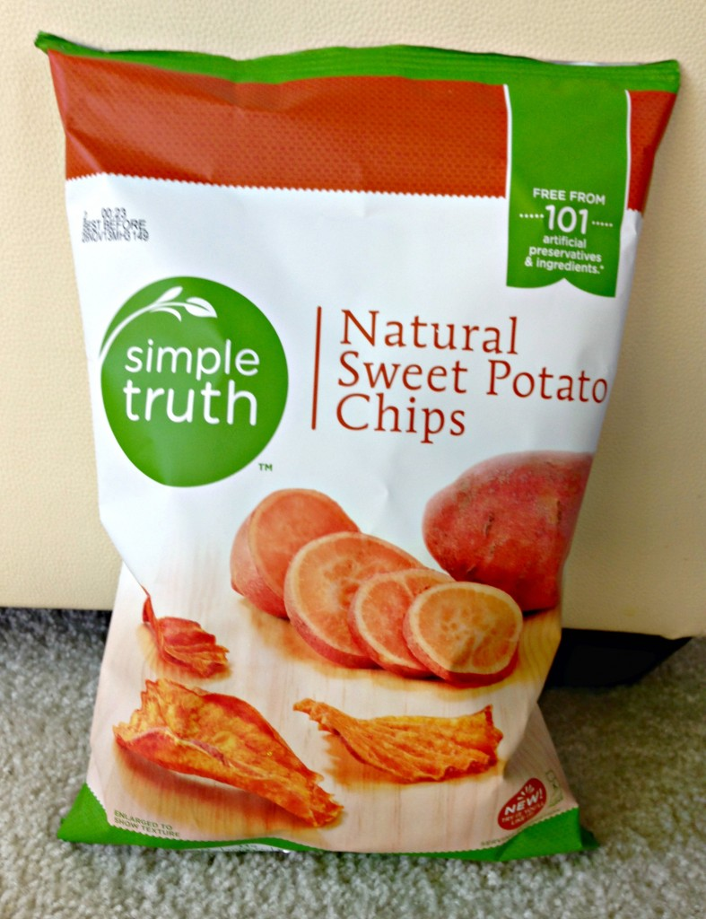 Simple Truth Sweet Potato Chips