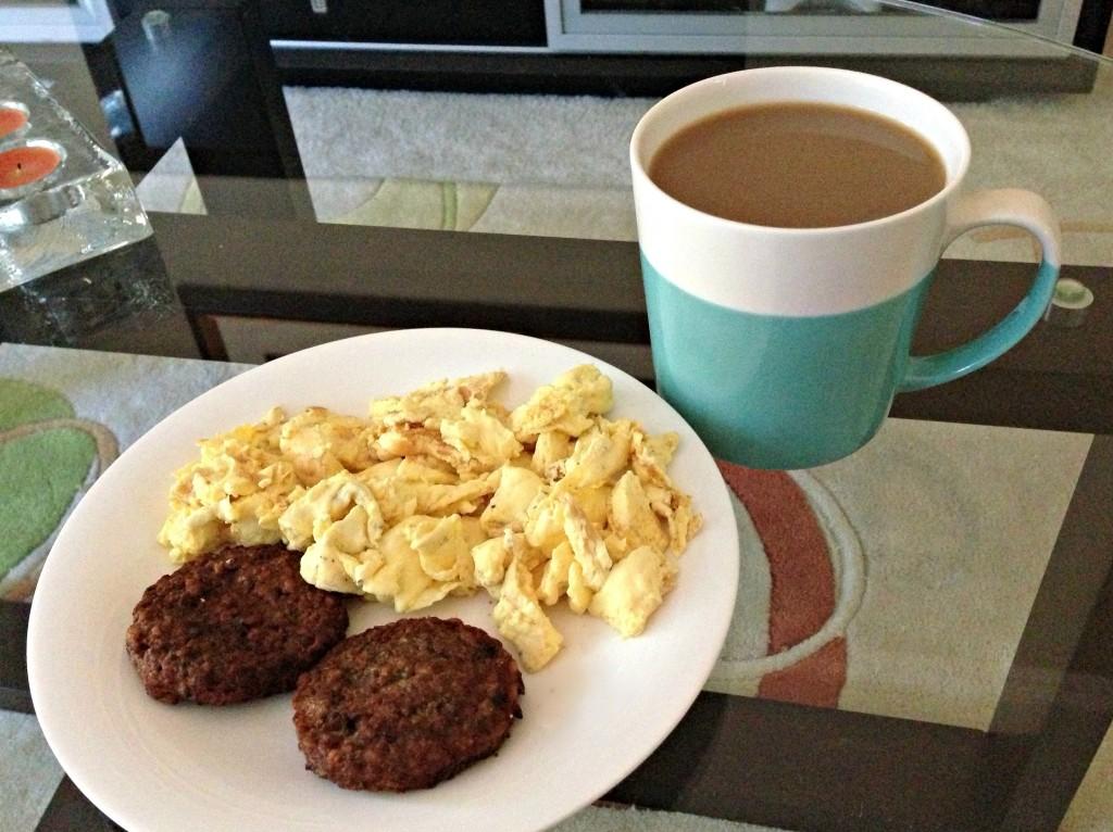 eggbeater breakfast
