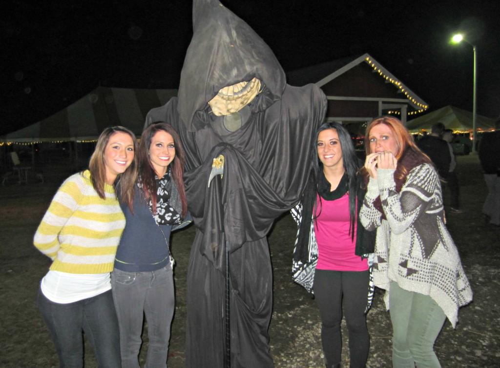Blakes Farm Halloween scare