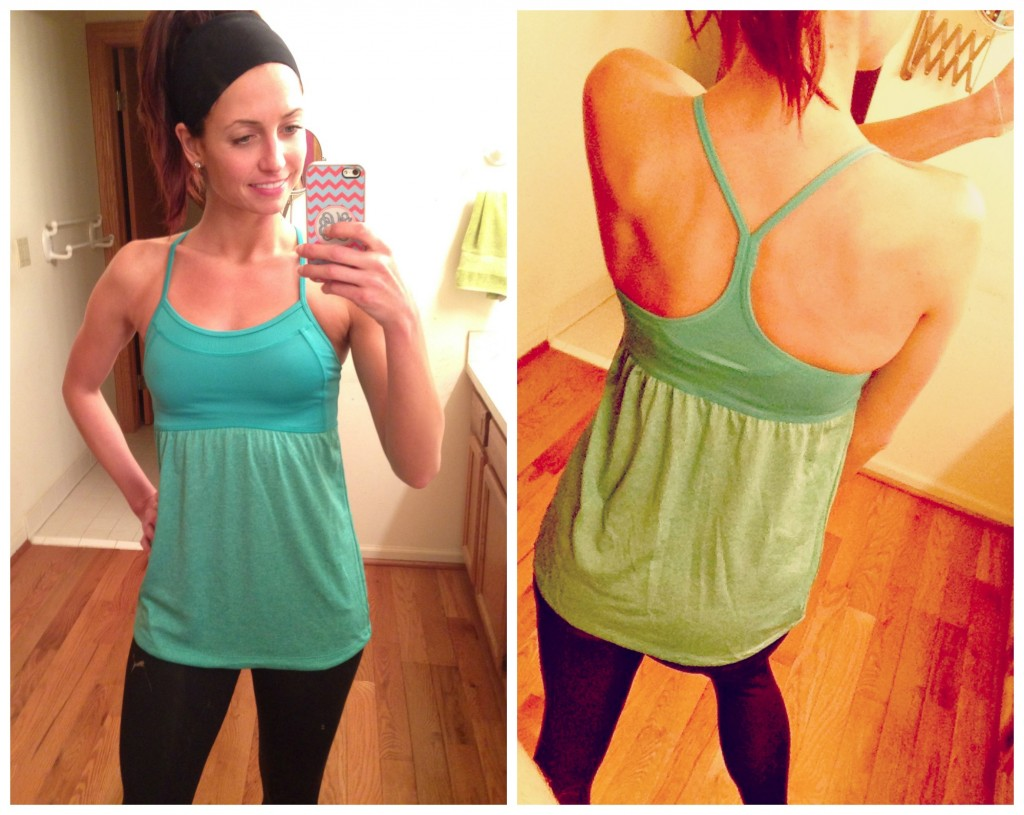 Champion workout tank from target