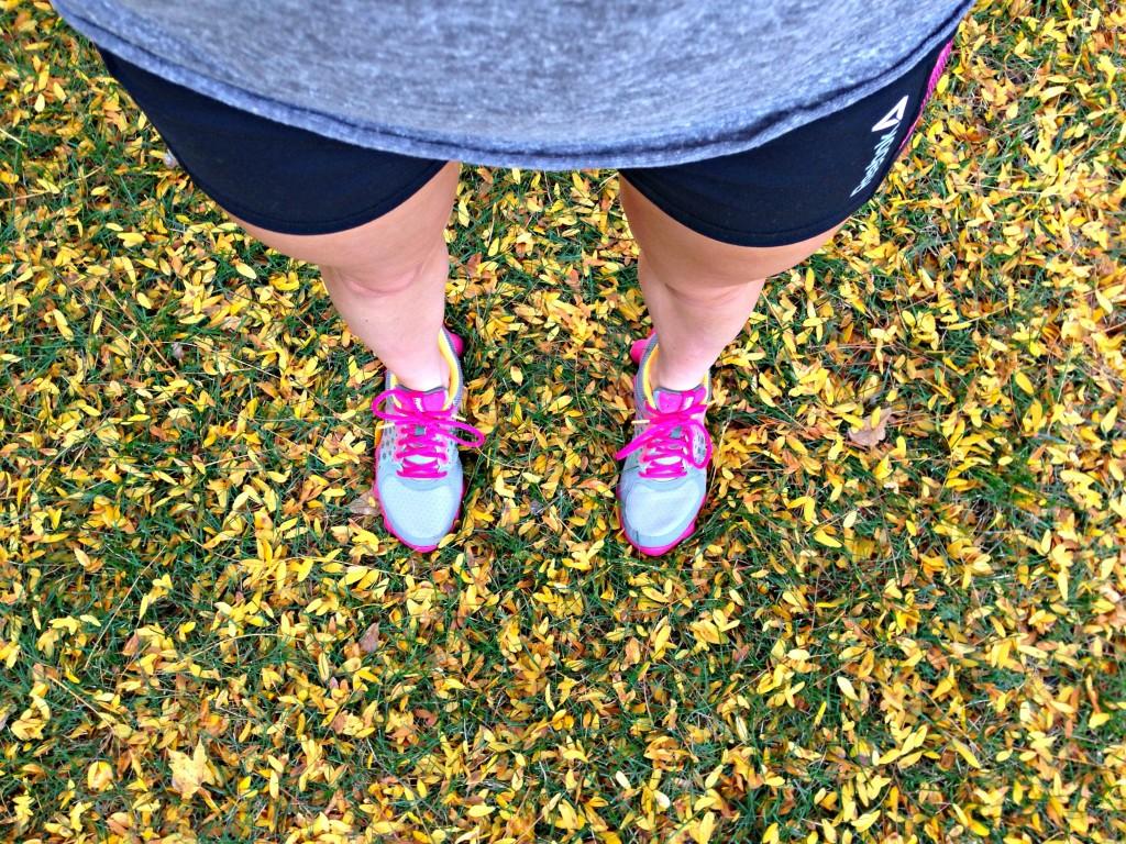 Fall Outside Workout