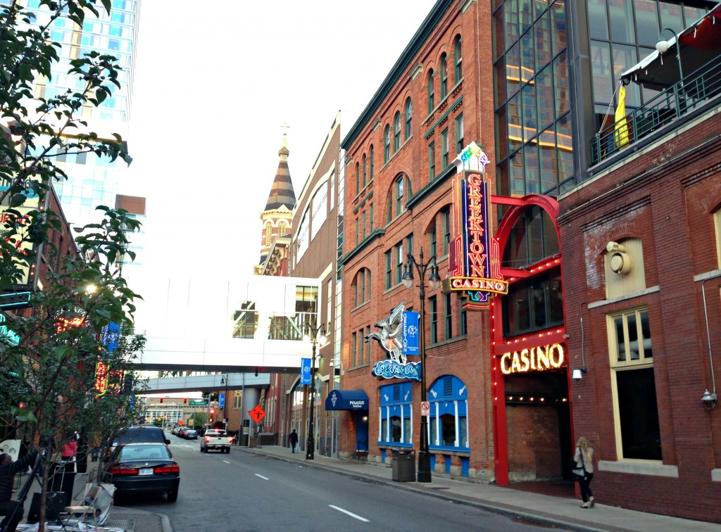 Greektown Downtown Detroit