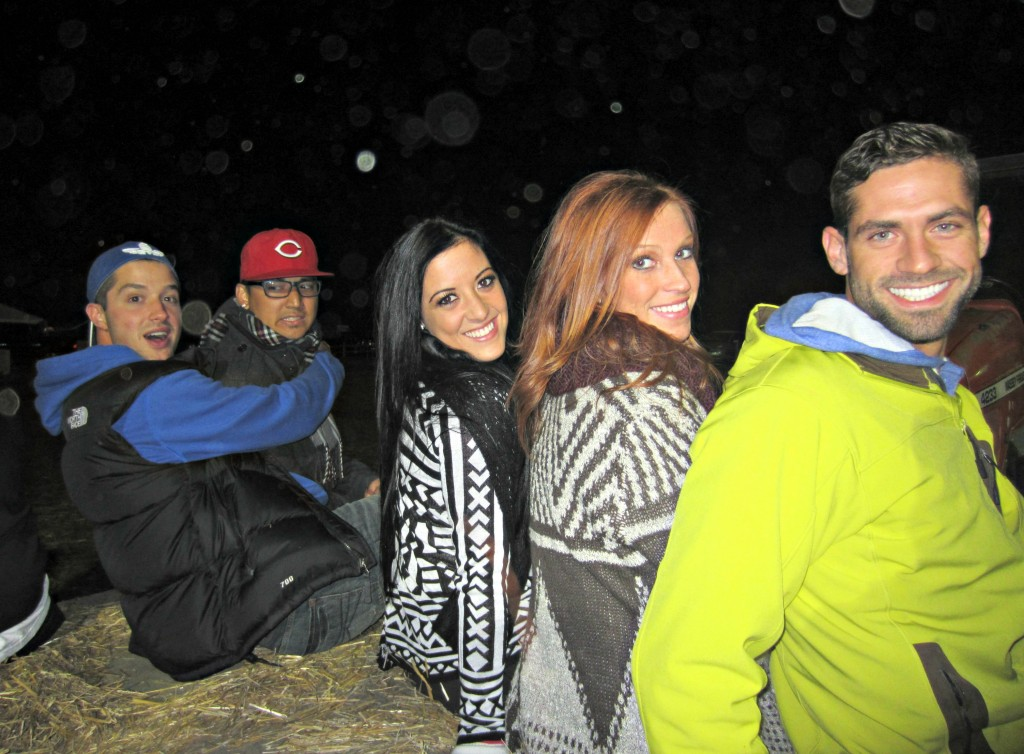 Haunted Hay Ride Blakes