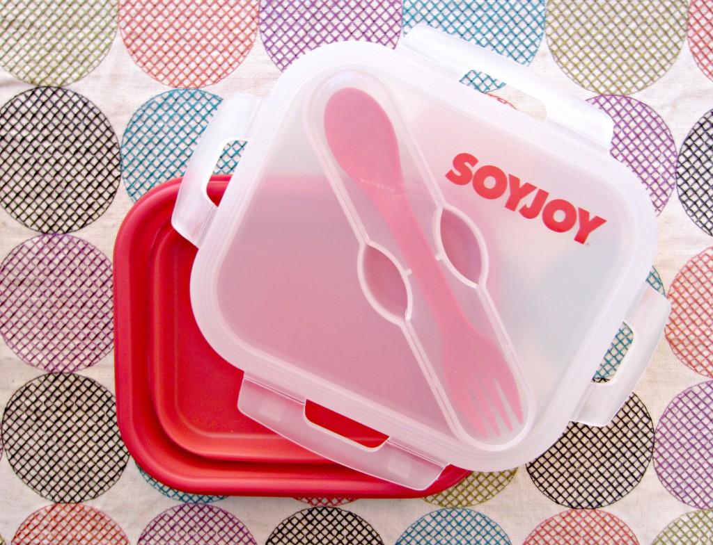 SOYJOY snack container