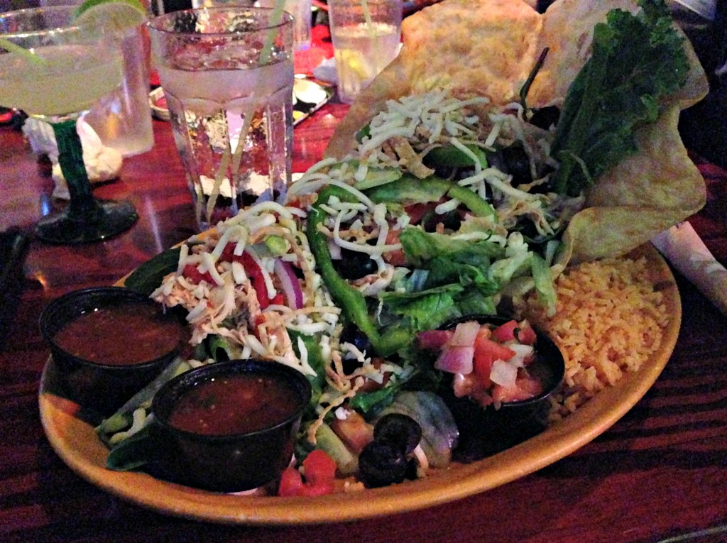 Taco Salad Sagebrush